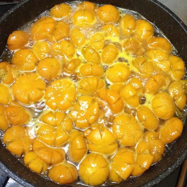 Marumi Kumquat Jam Recipe (Mứt Quất) 6