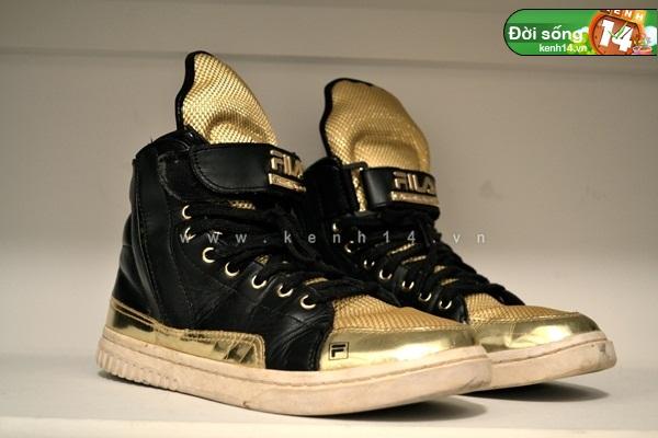 Bộ sưu tập giày sneaker tột đỉnh của anh chàng việt tại mỹ bạn nữ nào cũng m10ê