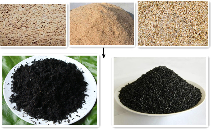 utilization of carbonized rice hull rice For the purpose of waste recycling, beston machinery has invented rice husk charcoal making machine which can convert rice hull to charcoal rick husk is the secondary product produced during the rice making process, which has lower economic benefit.