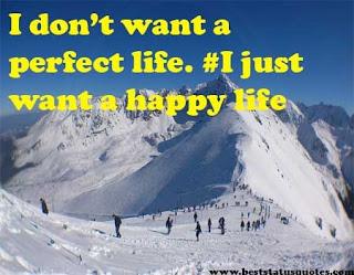 Coolest Life Status