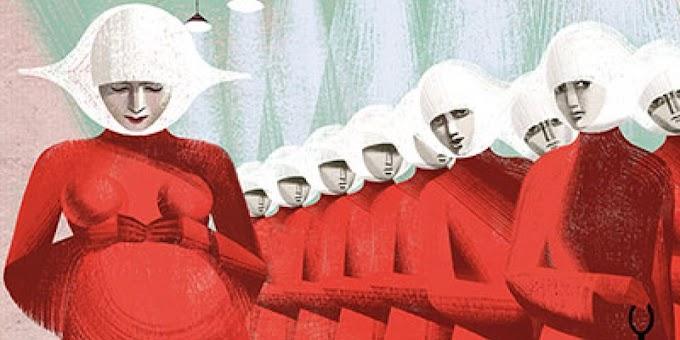 O Conto da Aia e Persépolis: ficção e realidade sobre mulheres