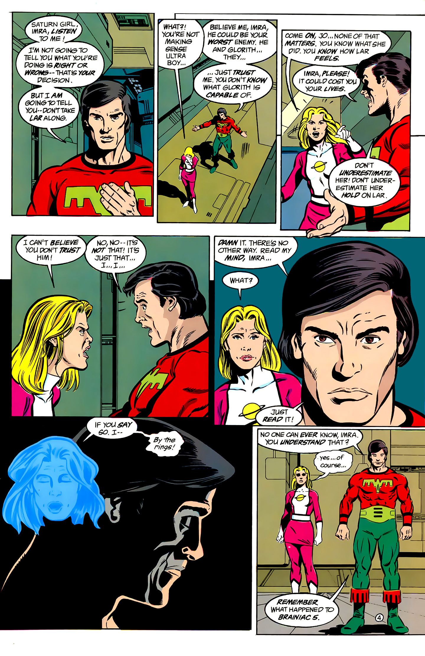 Legion of Super-Heroes (1989) _Annual_1 Page 4