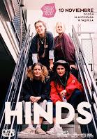 Concierto de Hinds en Ochoymedio