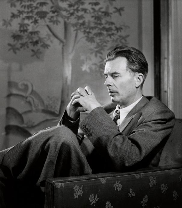 Aldous Huxley point counterpoint