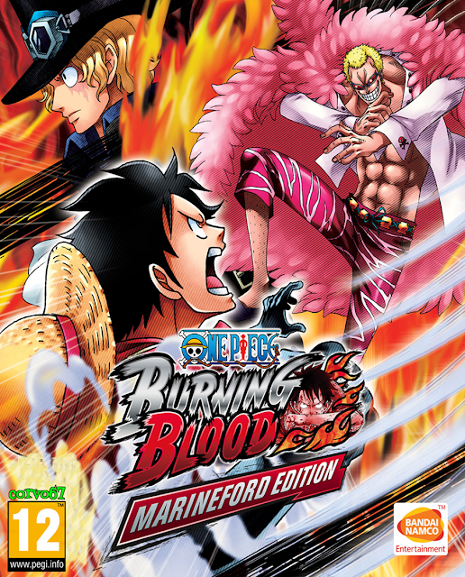 Download One Piece Burning Blood PC Torrent Full, Download One Piece Burning Blood PC Completo, download torrent pc