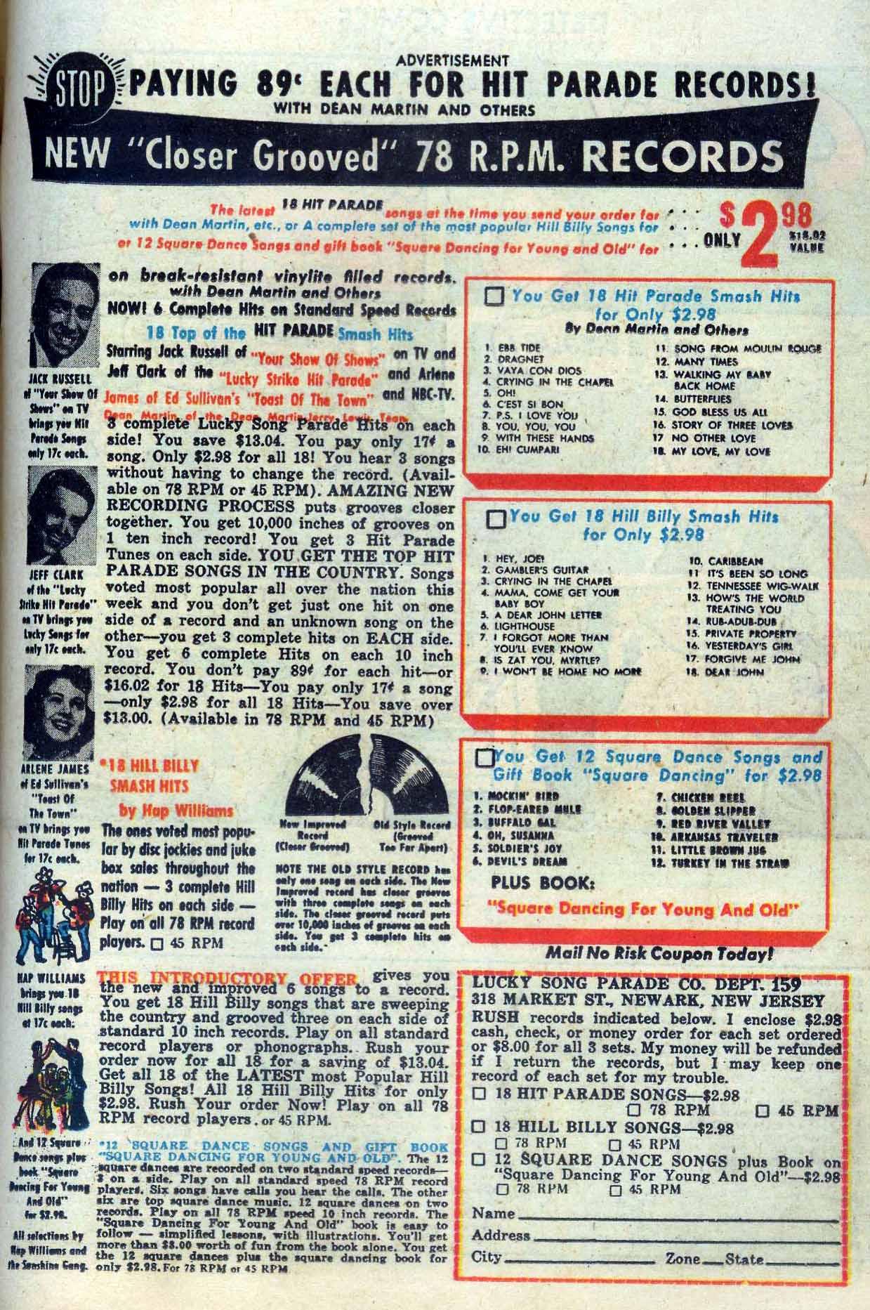 Read online Detective Comics (1937) comic -  Issue #204 - 23