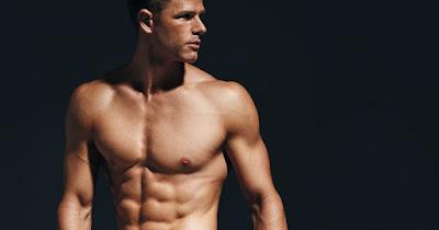 Fitness para hombres, deporte y salud