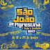 Divulgada a programação oficial do São João de Agrestina 2017 - É Festa e Tradição