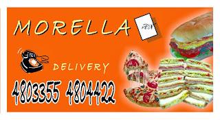 Morella Delivery Cordoba teléfonos