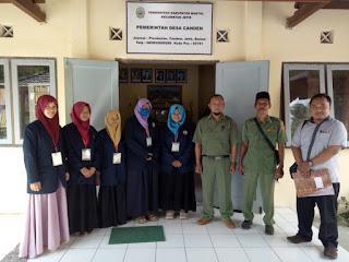 Profil Perpustakaan Desa Sari Ilmu, Desa Canden, Bantul Yogyakarta