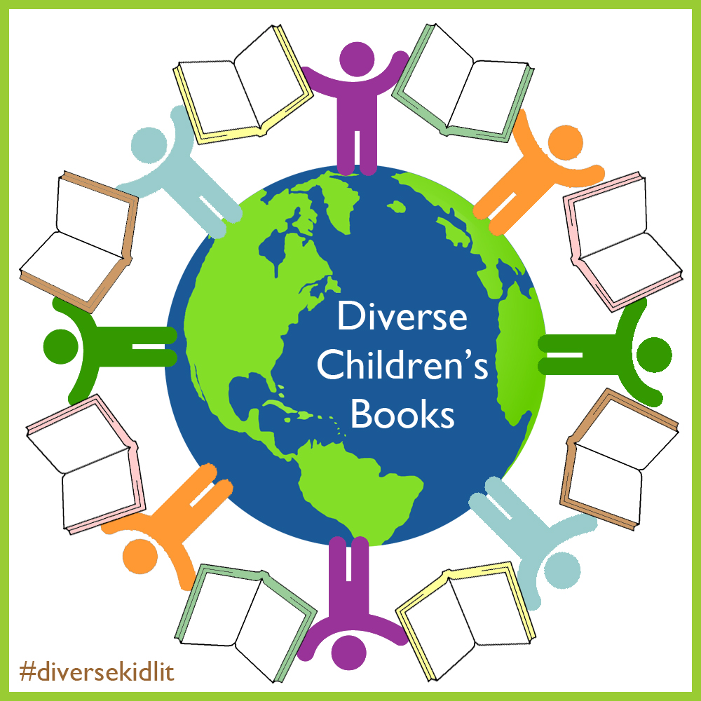 December #DiverseKidLit is a book-sharing meme designed to promote the reading and writing of children's books that feature diverse characters.