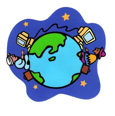kesempatan luas lewat dunia tanpa batas