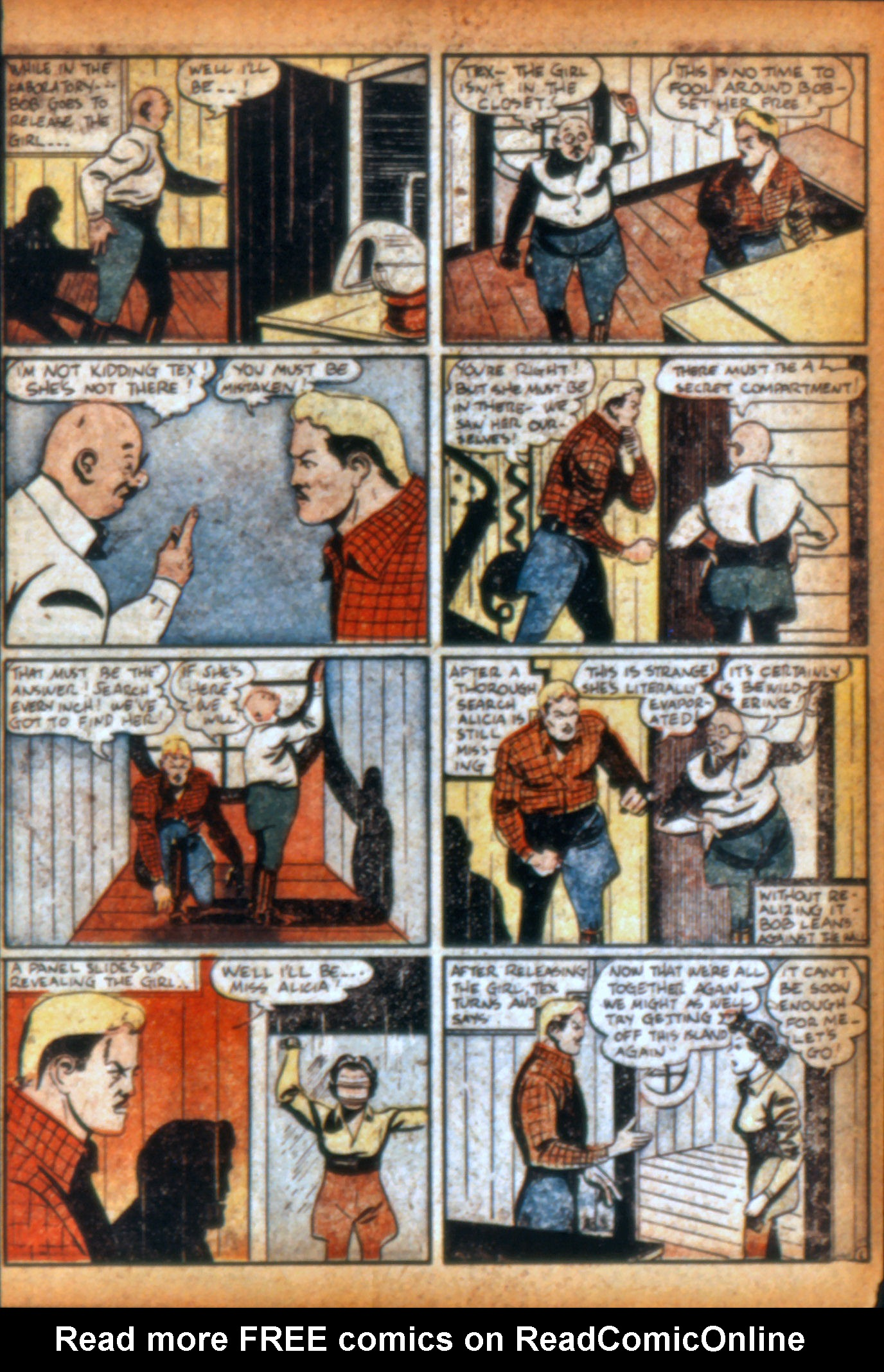 Read online Action Comics (1938) comic -  Issue #9 - 44