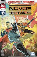 DC Renascimento: Novos Titãs #15
