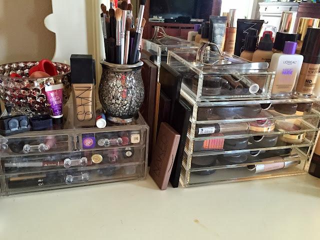 Makeup, Storage, Muji, Acrylic