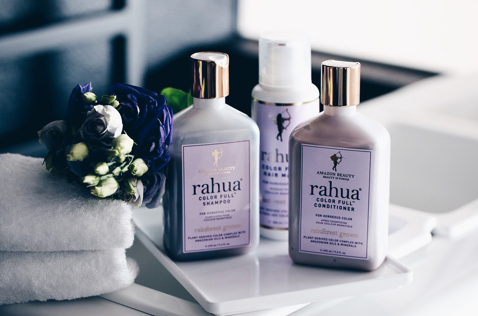 rahua color full shampooing apres shampooing masque cheveux colorés bio avis test