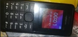 How to remove Nokia China 105, 107, 108 password