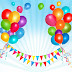 Bóng bay – phụ kiện trang trí sinh nhật không thể thiếu trong các bữa tiệc