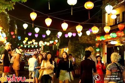 Những điểm đến hấp dẫn du khách tại Quảng Nam
