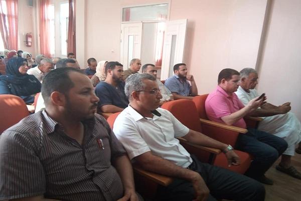 12 شاعرا وشاعرة يتغنون بحب الوطن ويمجدون تاريخ الجزائر في أمسية شعرية بالمكتبة الرئيسية