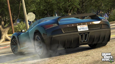 GTA V List of Cars in Grand Theft Auto V
