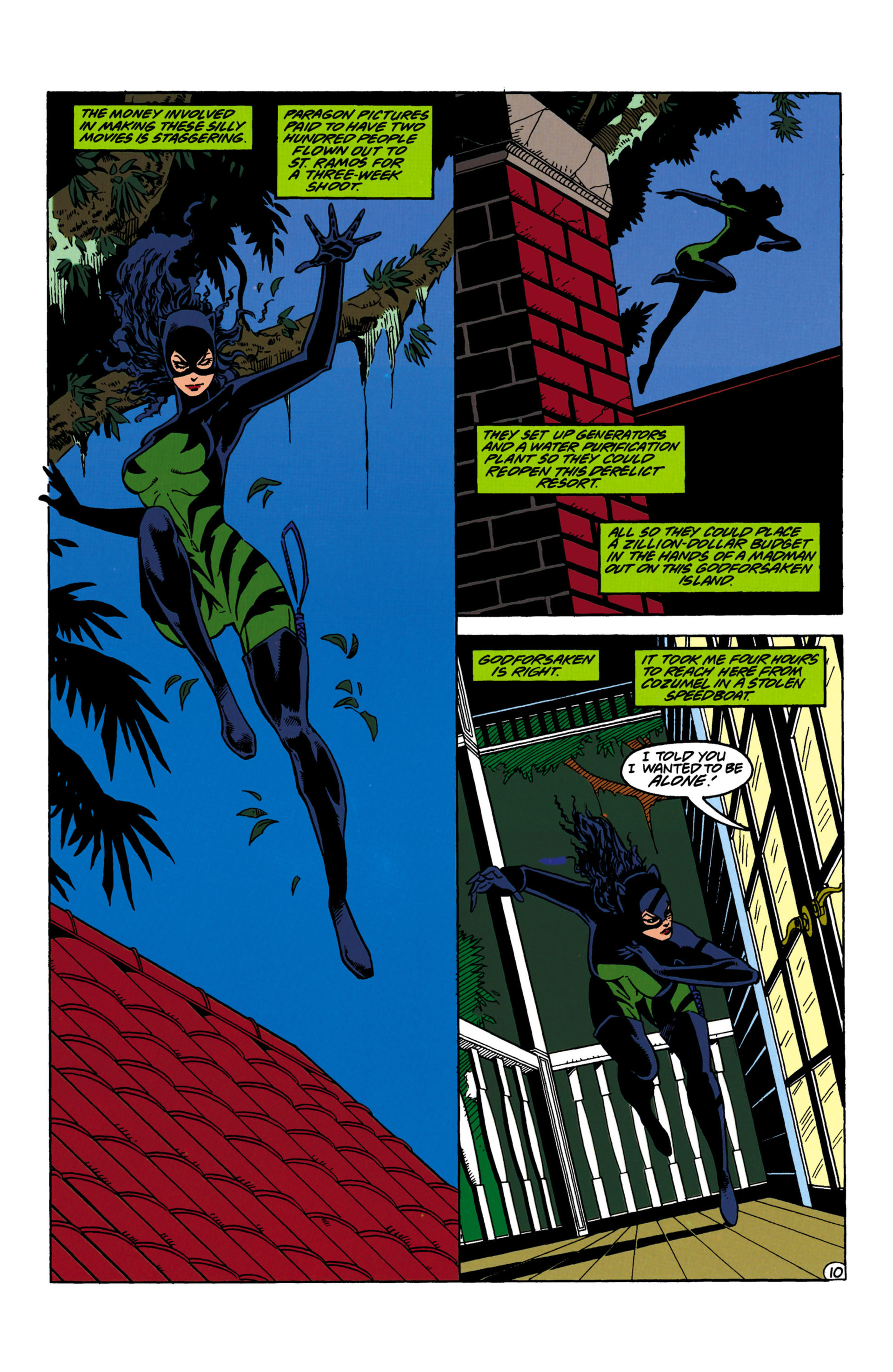 Catwoman (1993) Issue #20 #25 - English 10