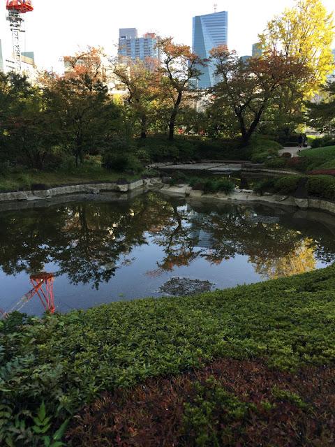 六本木:毛利庭園