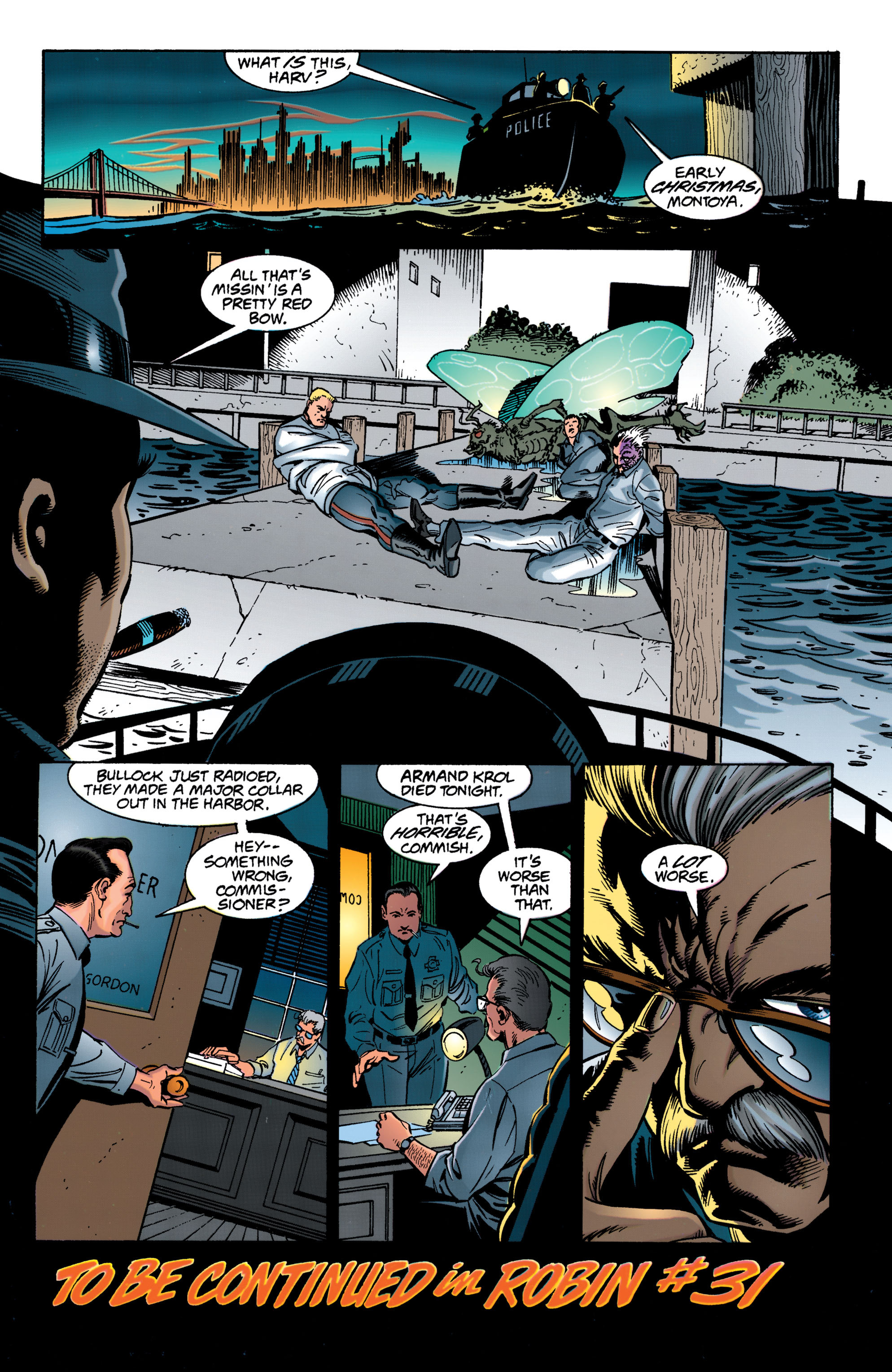 Detective Comics (1937) 699 Page 23