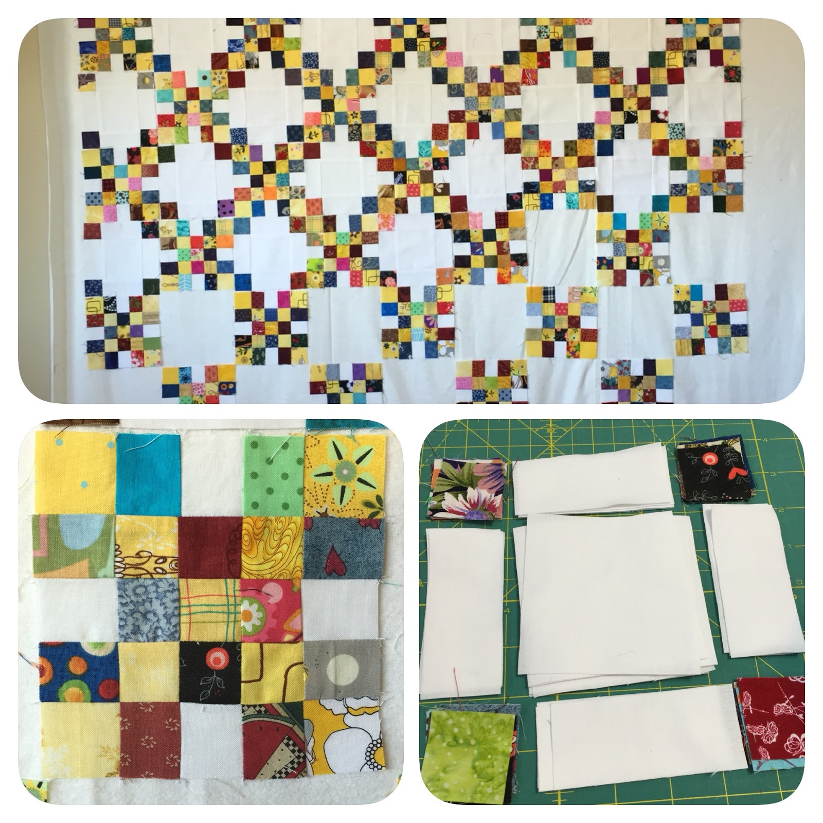 Irish Chain Quilt Pattern Simple Decorating Ideas