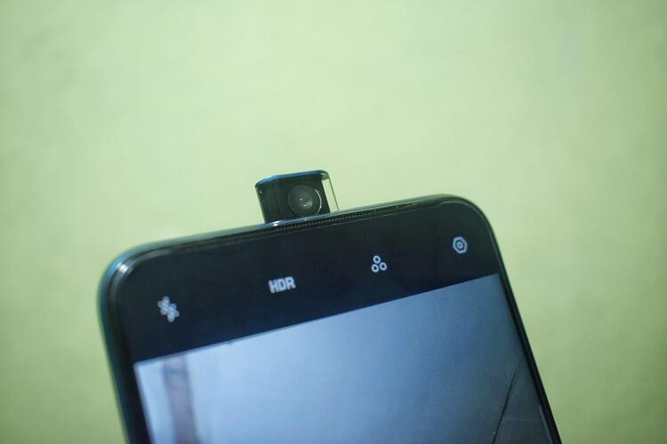 16MP Pop-up Camera