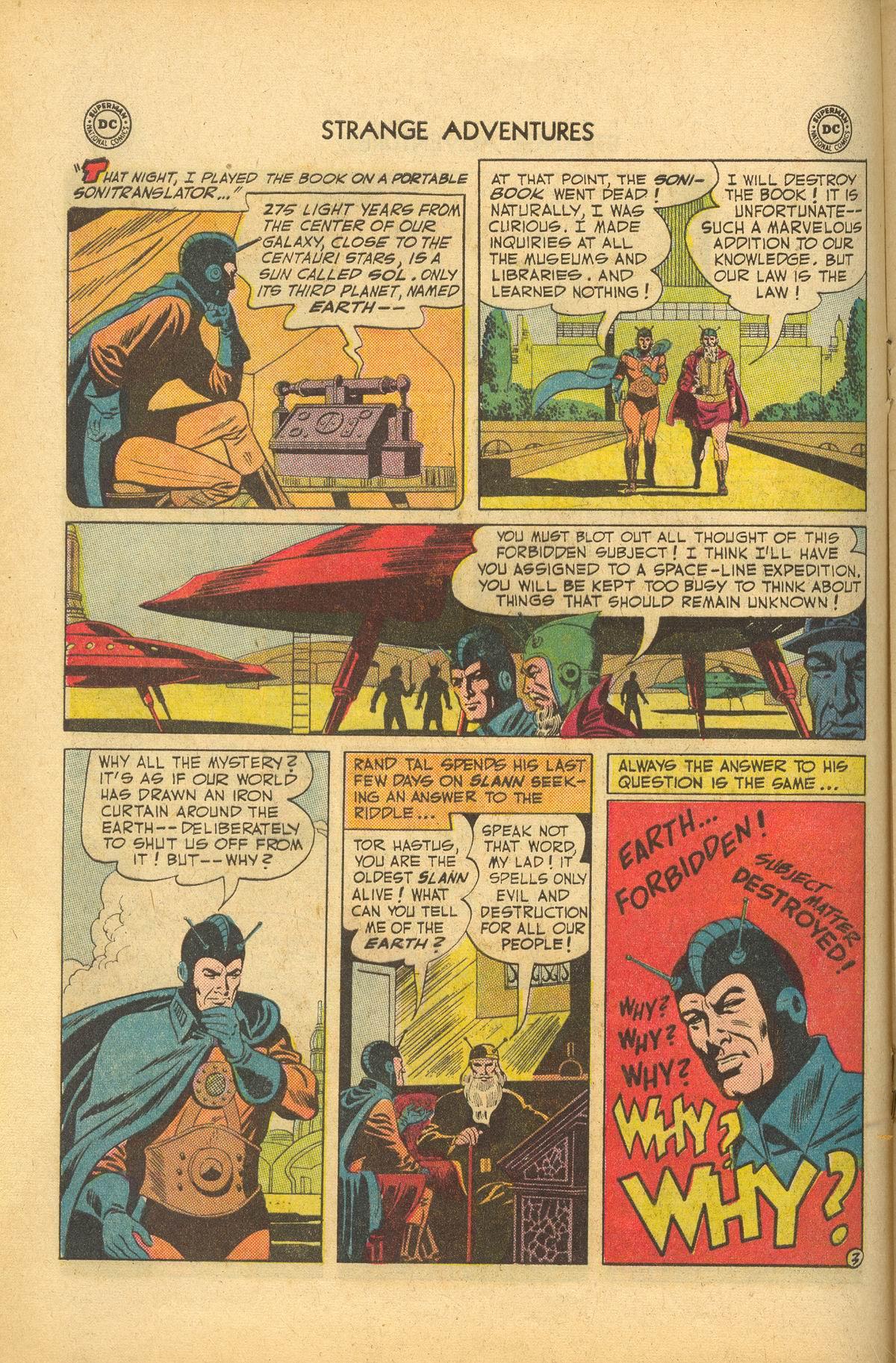 Strange Adventures (1950) issue 148 - Page 16