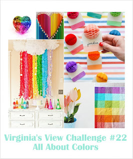 Challenge #22 ( All About Colors)