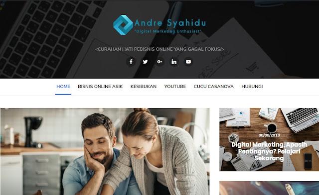 website tempat belajar digital marketing