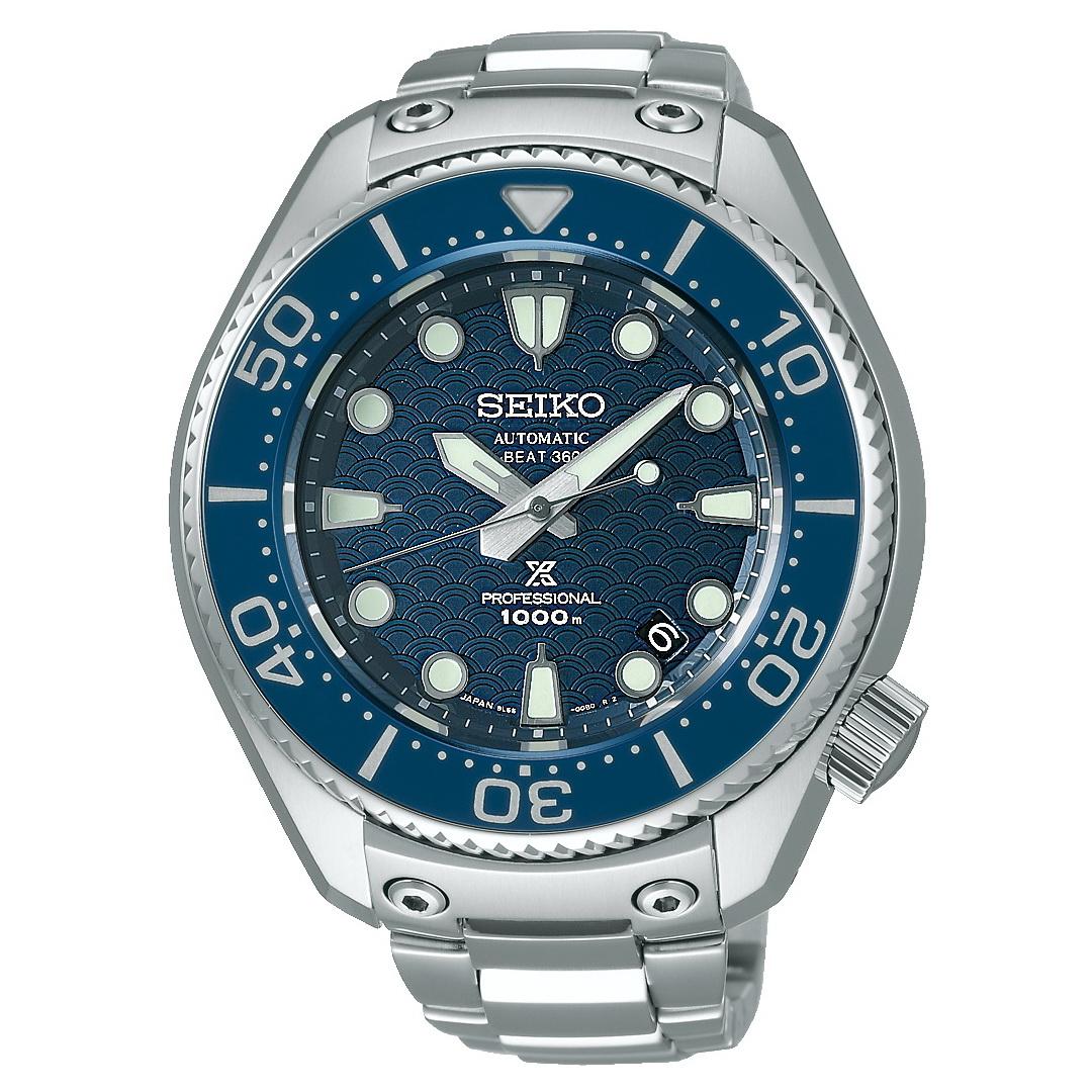 OceanicTime - SEIKO Propex Professional 1000M SBEX005
