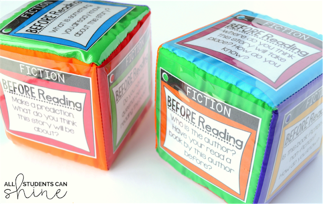 guided reading question prompts