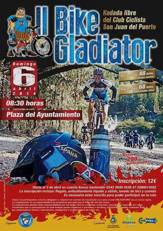 II Bike Gladiator