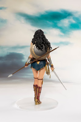 Wonder Woman ARTFX+ de Justice League - KOTOBUKIYA