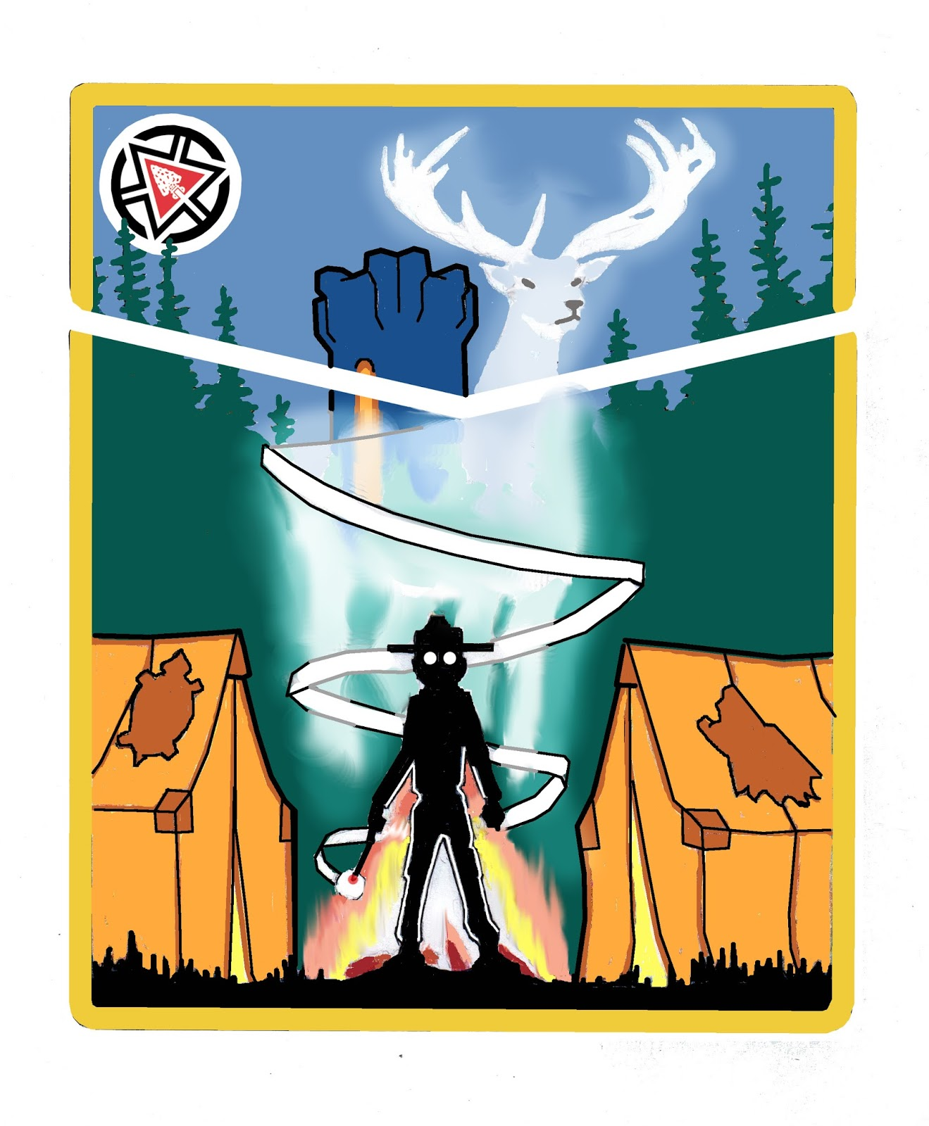 MP GRAPHICS: National Order of the Arrow Conference or (NOAC)