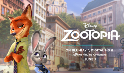 Review FIlm Animasi Zootopia