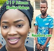 The Killer of Oluboyo's daughter has finally confessed