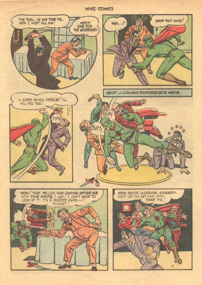 WHIZ Comics issue 66 - Page 16