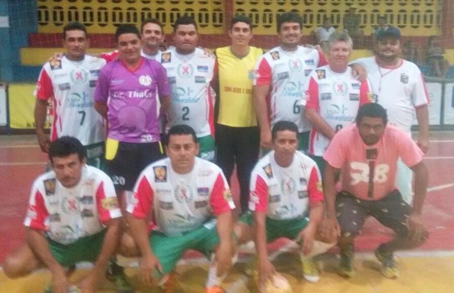 cee0d6b02e Secretaria de Esporte realiza abertura do Campeonato de Futsal para ...