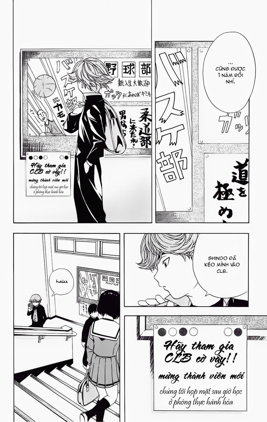 Hikaru No Go hikaru no go chap 57 trang 3