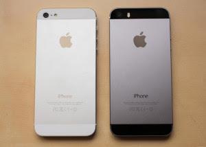 Perbedaan Iphone 5 dan Iphone 5s