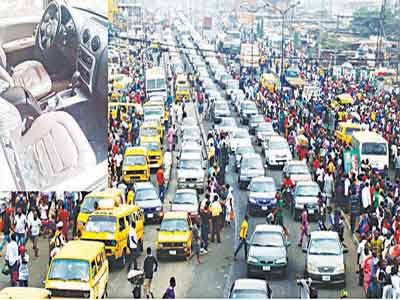 14 Notorious Traffic Robbers Arrested In Lagos