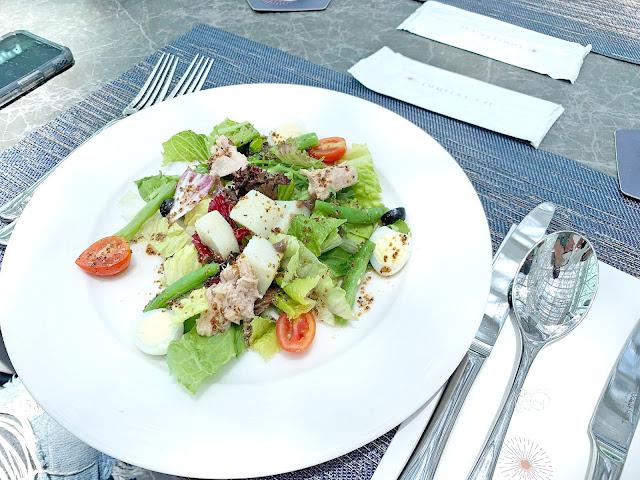 台南|中西區 【LUMIÈRE美.食光餐酒館】玻璃藝術之美的景觀餐廳|享受光與影的浪漫午餐食光|約會首選
