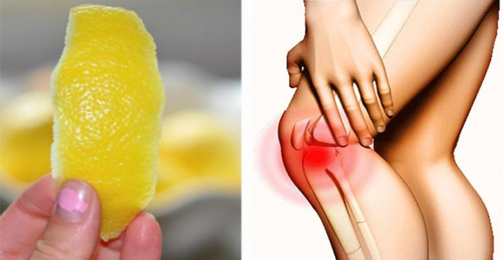 Here's The Lemon Trick To Get Rid Of Inflammation And Chronic Pain