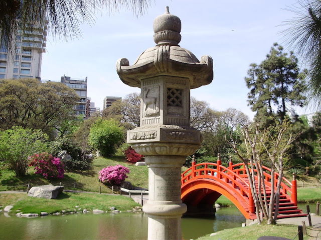 There´s Also A Tea House And Restaurant, Which Serves The Best Sushi And  Japanese Dishes In Buenos Aires, With The Magnificent View Of The Gardens.