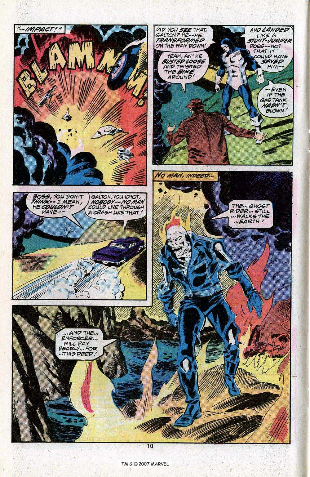 Ghost Rider (1973) Issue #24 #24 - English 12