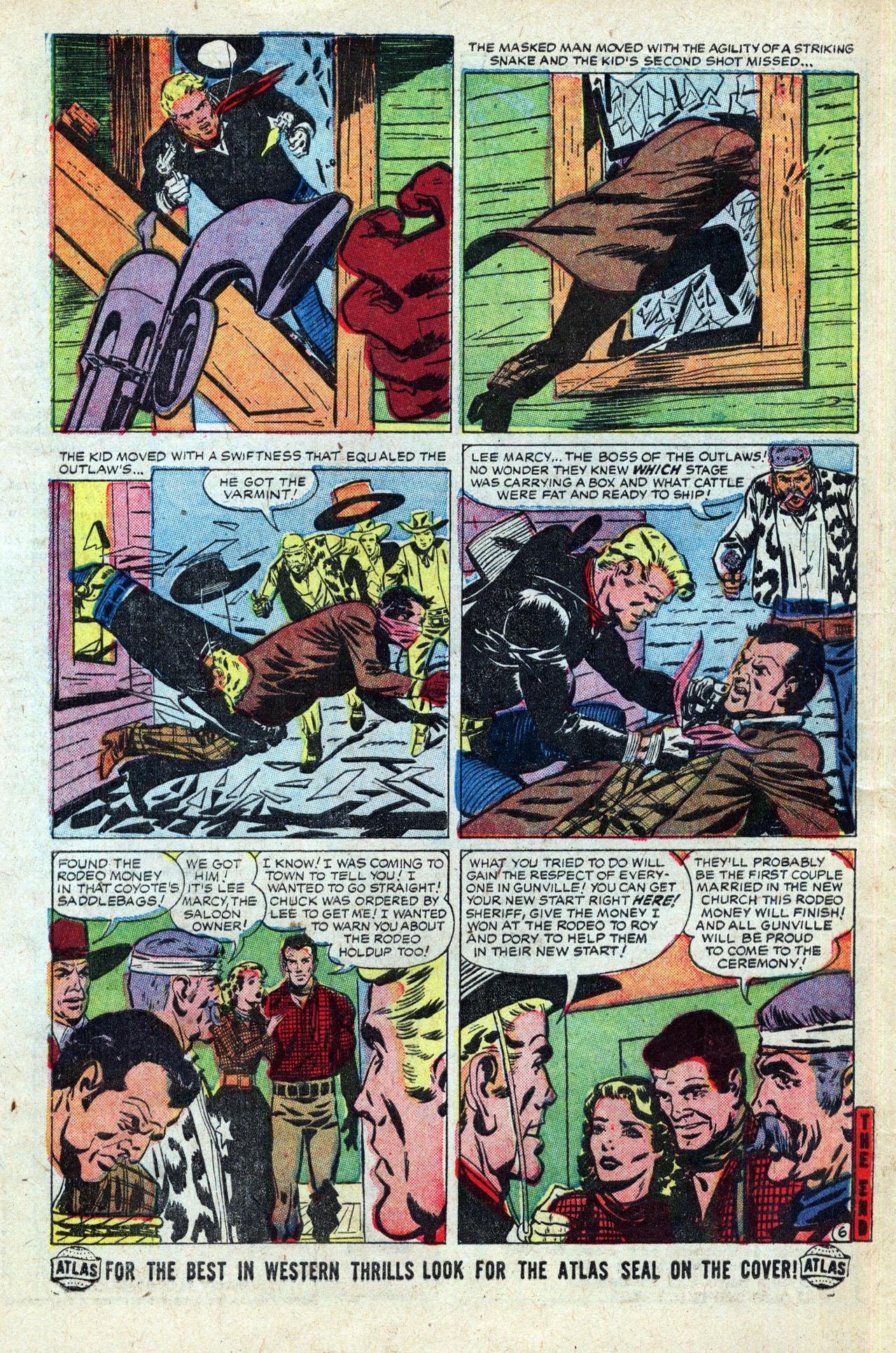Read online Two-Gun Kid comic -  Issue #27 - 8